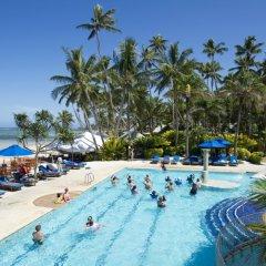 Отель Fiji Hideaway Resort and Spa бассейн фото 2