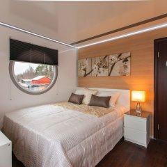 Отель Houseboat Jyväskylä Финляндия, Ювяскюля - отзывы, цены и фото номеров - забронировать отель Houseboat Jyväskylä онлайн комната для гостей фото 3