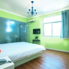Отель The Inn of Sky-blue Bay Китай, Сямынь - отзывы, цены и фото номеров - забронировать отель The Inn of Sky-blue Bay онлайн комната для гостей фото 5