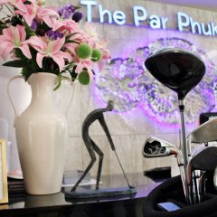 Отель The Par Phuket интерьер отеля фото 3