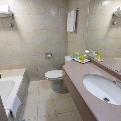 Jerusalem Gardens Hotel & Spa Израиль, Иерусалим - 8 отзывов об отеле, цены и фото номеров - забронировать отель Jerusalem Gardens Hotel & Spa онлайн ванная