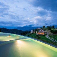 Отель Topas Ecolodge бассейн