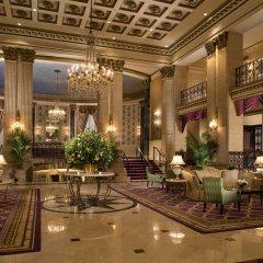 Отель The Roosevelt Hotel, New York City США, Нью-Йорк - 9 отзывов об отеле, цены и фото номеров - забронировать отель The Roosevelt Hotel, New York City онлайн интерьер отеля