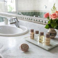 Отель El Minzah Hotel Марокко, Танжер - отзывы, цены и фото номеров - забронировать отель El Minzah Hotel онлайн ванная