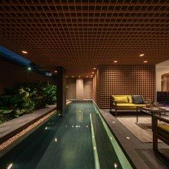 Отель T2 Sathorn Residence Бангкок бассейн