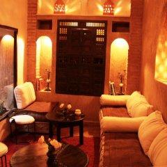Отель Riad Carina Марокко, Марракеш - отзывы, цены и фото номеров - забронировать отель Riad Carina онлайн интерьер отеля фото 3