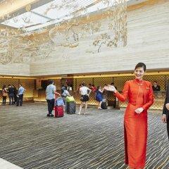 Отель Mandarin Orchard Сингапур детские мероприятия