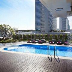 Отель Glow Pratunam Бангкок бассейн фото 2