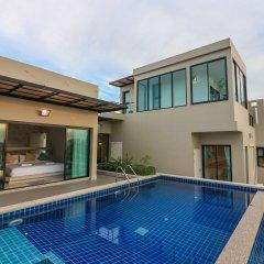 Отель Villa Ozone Pattaya бассейн фото 3