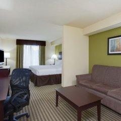 Отель Holiday Inn Express & Suites Sarasota East комната для гостей фото 5