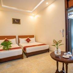 Отель An Bang Beach Nature Homestay комната для гостей фото 5