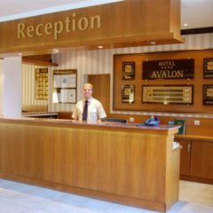 Hotel Avalon - Все включено интерьер отеля фото 3