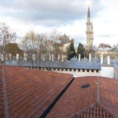 Отель Burckin Suleymaniye спортивное сооружение