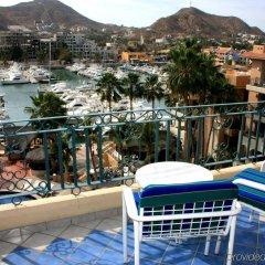 Отель Marina Fiesta Resort & Spa Золотая зона Марина балкон