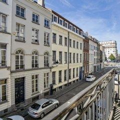 Отель FishMarket B&B Бельгия, Брюссель - отзывы, цены и фото номеров - забронировать отель FishMarket B&B онлайн балкон