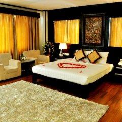 Muong Thanh Three Star Hotel Халонг сейф в номере