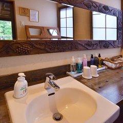 Отель Spa Greenness Минамиогуни ванная