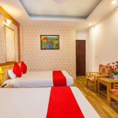 Отель Hanoi Daisy Hotel Вьетнам, Ханой - отзывы, цены и фото номеров - забронировать отель Hanoi Daisy Hotel онлайн комната для гостей фото 3