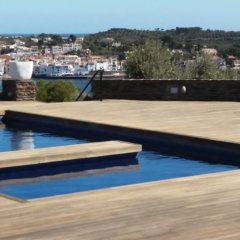 Отель Rec De Palau Villas бассейн фото 3