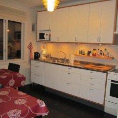 Отель Sankt Sigfrid Bed & Breakfast в номере