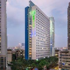 Отель Holiday Inn Express Shenzhen Luohu Китай, Шэньчжэнь - отзывы, цены и фото номеров - забронировать отель Holiday Inn Express Shenzhen Luohu онлайн фото 3