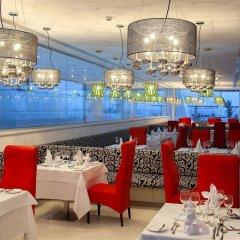 King Evelthon Beach Hotel & Resort питание