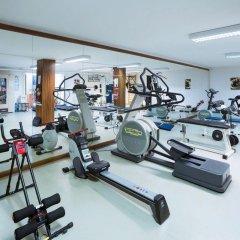 Отель Borsodchem Венгрия, Силвашварад - 1 отзыв об отеле, цены и фото номеров - забронировать отель Borsodchem онлайн фитнесс-зал фото 2