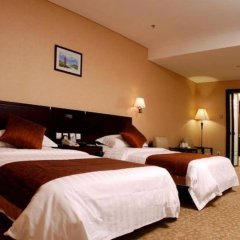 Отель Fengzhan Hotel - Beijing Китай, Пекин - отзывы, цены и фото номеров - забронировать отель Fengzhan Hotel - Beijing онлайн комната для гостей фото 3