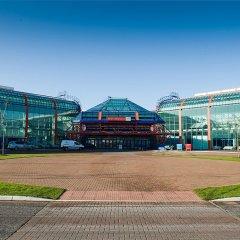 The Britannia Hotel Birmingham Бирмингем парковка