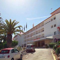 Vasco da Gama Hotel парковка
