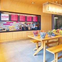 Отель Aloft Chicago OHare США, Розмонт - отзывы, цены и фото номеров - забронировать отель Aloft Chicago OHare онлайн питание