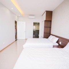 Отель SunEx Luxury Apartment Вьетнам, Вунгтау - отзывы, цены и фото номеров - забронировать отель SunEx Luxury Apartment онлайн комната для гостей фото 4