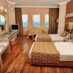Mukarnas Spa & Resort Hotel Турция, Окурджалар - отзывы, цены и фото номеров - забронировать отель Mukarnas Spa & Resort Hotel онлайн комната для гостей фото 2
