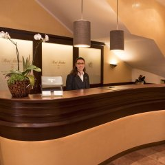 Отель Schlicker - Zum Goldenen Löwen Мюнхен интерьер отеля