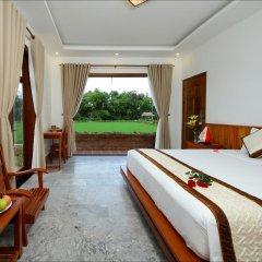 Отель Lama Homestay Hoi An комната для гостей фото 2