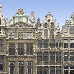 Отель Ibis Off Grand Place Брюссель балкон