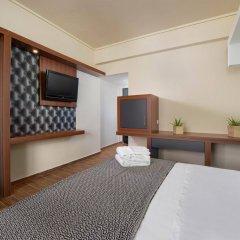 Отель GQ Hotel and Club Греция, Родос - отзывы, цены и фото номеров - забронировать отель GQ Hotel and Club онлайн комната для гостей фото 4
