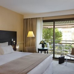 Hotel Barriere Le Gray d'Albion 4* Улучшенный номер фото 6