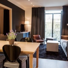 Апартаменты Angla Boutique Apartments Consell de Cent комната для гостей фото 4