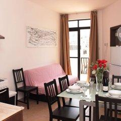 Отель Seashells Apartments Мальта, Буджибба - отзывы, цены и фото номеров - забронировать отель Seashells Apartments онлайн комната для гостей фото 3