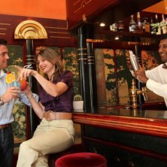 Hotel Am Schubertring гостиничный бар