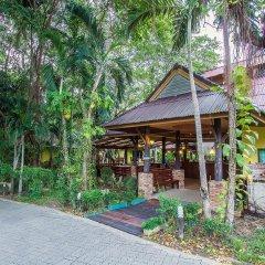 Отель Sunda Resort гостиничный бар