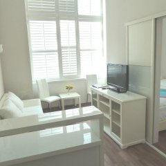 Отель Sobieski Apartments Sobieskigasse Австрия, Вена - отзывы, цены и фото номеров - забронировать отель Sobieski Apartments Sobieskigasse онлайн комната для гостей фото 5