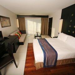 Отель Tahiti Nui Французская Полинезия, Папеэте - отзывы, цены и фото номеров - забронировать отель Tahiti Nui онлайн комната для гостей фото 5