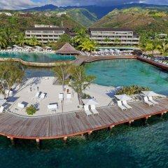 Отель Manava Suite Resort Пунаауиа помещение для мероприятий
