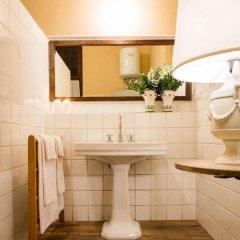 Отель Castello di Lispida Италия, Региональный парк Colli Euganei - отзывы, цены и фото номеров - забронировать отель Castello di Lispida онлайн ванная фото 2