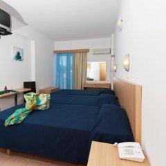 Europa Hotel Rooms & Studios Родос комната для гостей фото 5