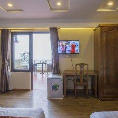 Отель Royal Sapa Hotel Вьетнам, Шапа - отзывы, цены и фото номеров - забронировать отель Royal Sapa Hotel онлайн комната для гостей фото 5