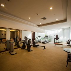 Отель Mingshen Golf & Bay Resort Sanya фитнесс-зал
