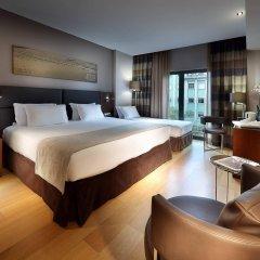 Отель Eurostars Das Letras комната для гостей фото 3